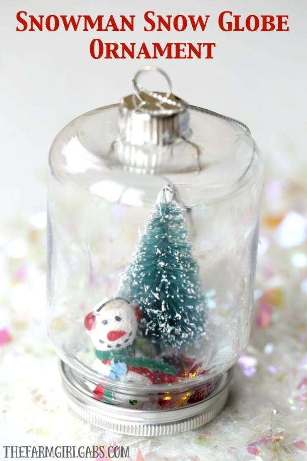 16 Wonderful Diy Christmas Ornaments To Add To Your