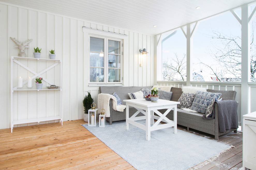17 Beautiful Scandinavian Porch Designs Youll Like