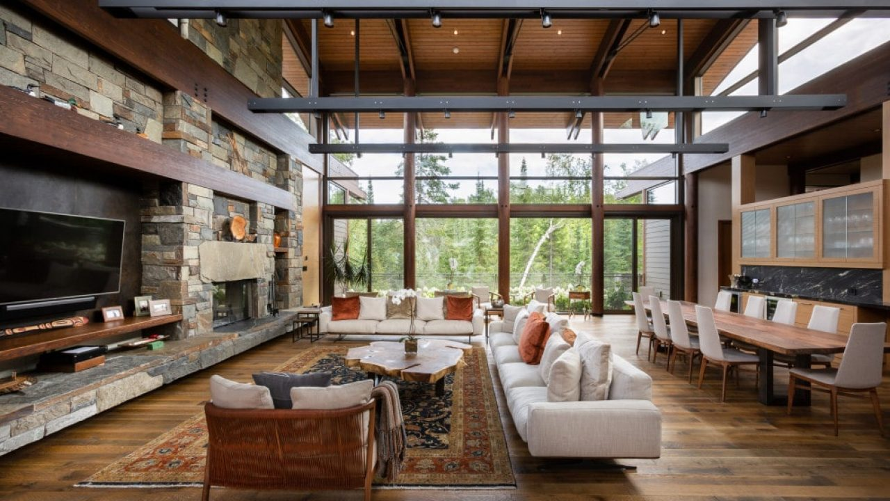 18 Divine Rustic Living Room Designs You Will Simply Adore