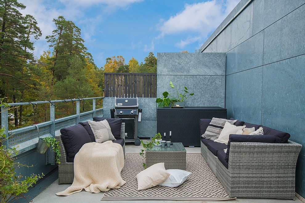 18 Lovely Scandinavian Deck Designs For Your Outdoor Spaces