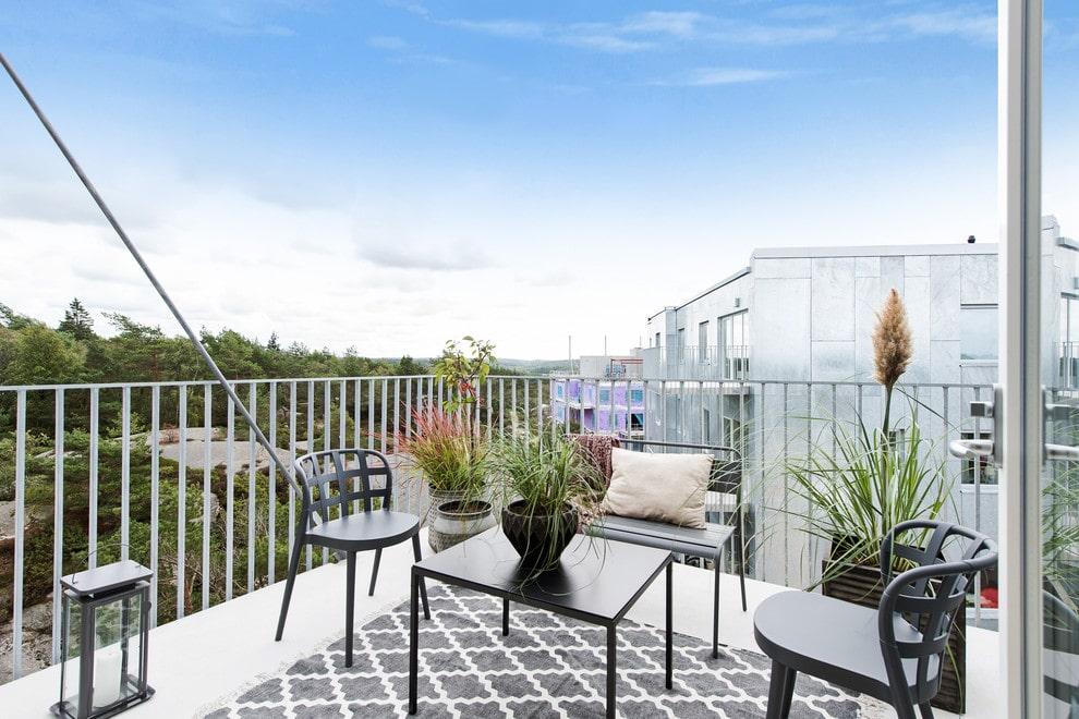 18 Snazzy Scandinavian Balcony Designs For Everyday Comfort