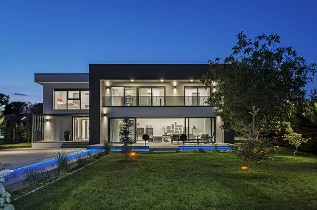 B House by Elips Design Architecture in Konya, Turkey