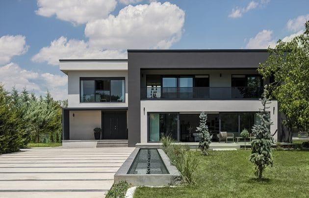 B House by Elips Design Architecture in Konya, Turkey