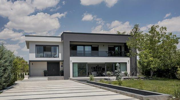 B_House by Elips Design Architecture in Konya, Turkey