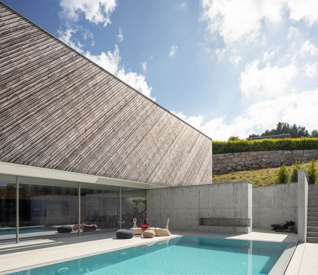 Casa A by REM'A in Guimaraes, Portugal