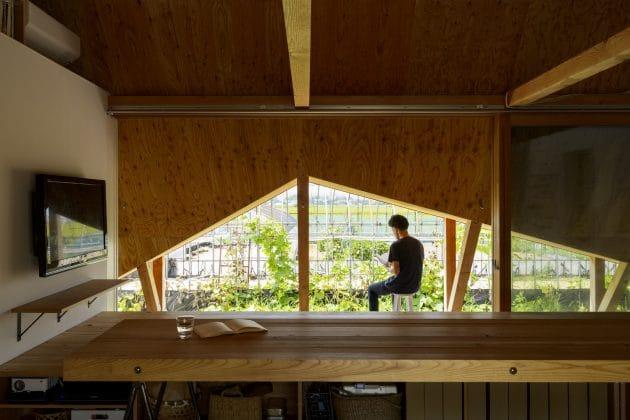 Hara House by Takeru Shoji Architects in Nagaoka, Japan