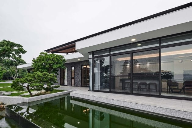 House of Platforms by YD Architects in Taiwan