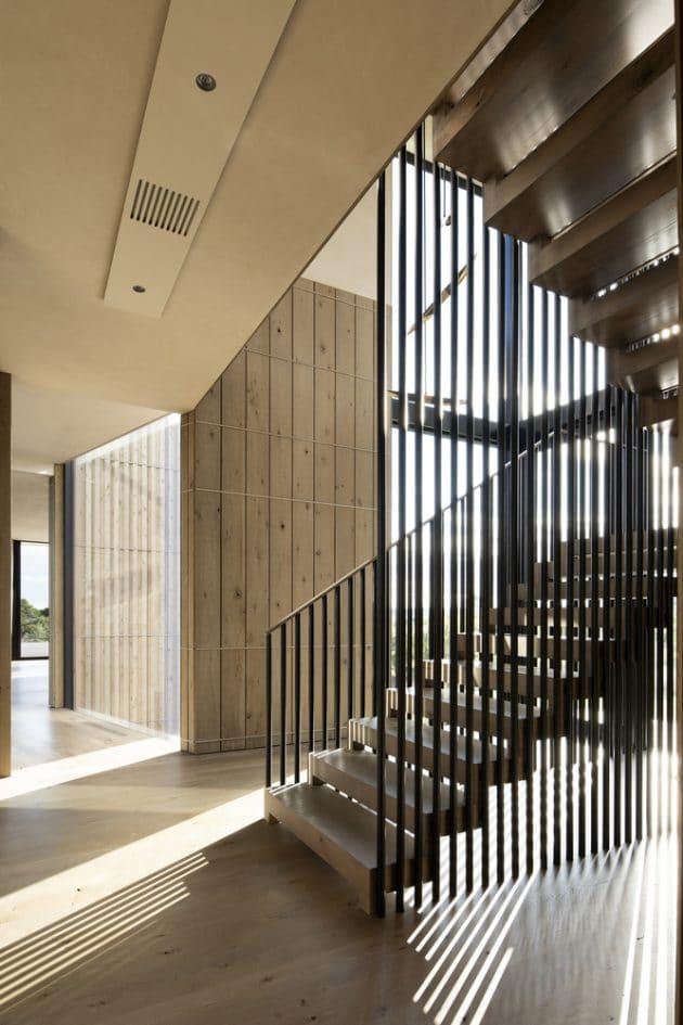 Kiht'han House by Bates Masi + Architects in Sagaponack, New York
