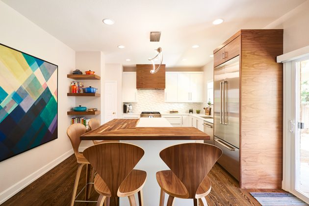 Mid Mod Bachelor by 328 Design Group in Denver, Colorado