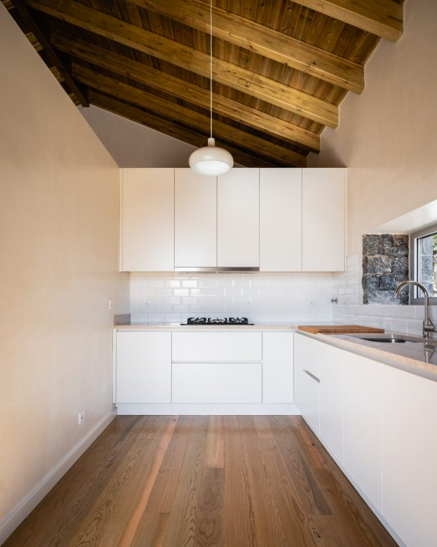 SO House by PHYD Arquitectura in Porto de Mos, Portugal