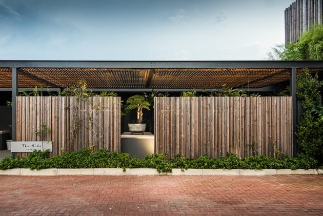 The Gates by Bloc Architects in the Dolphin Coast, South Africa