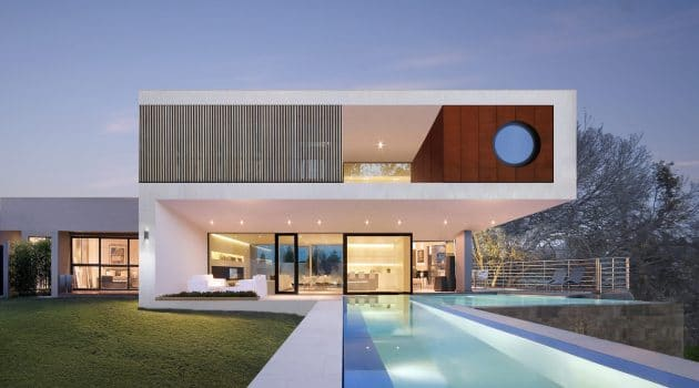 Two Rock House by Wolf Architects in Melbourne, Australia