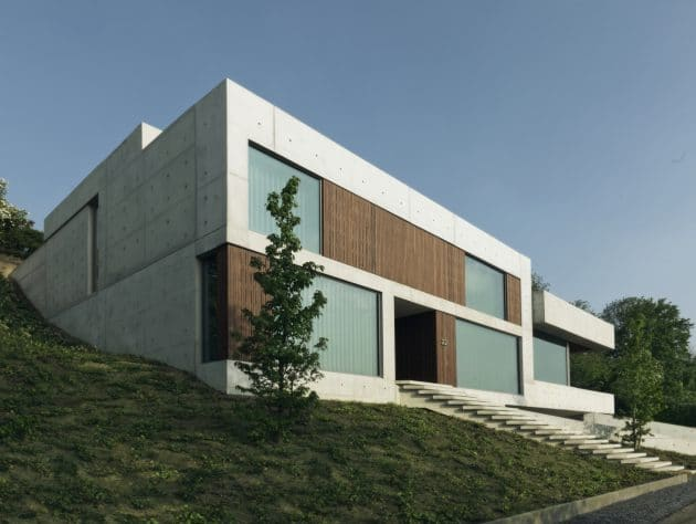 Villa 22º by Dreessen Willemse Architecten in The Netherlands