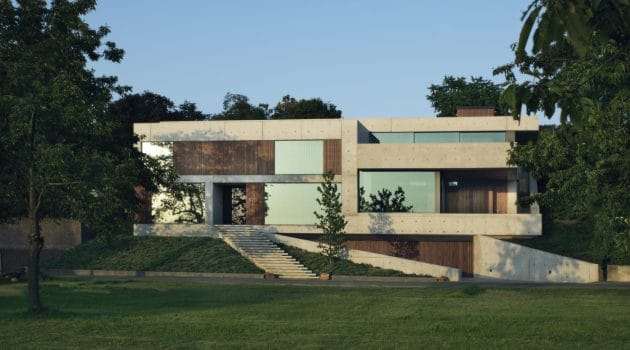 Villa 22º by Dreessen Willemse Architecten in The Netherlands