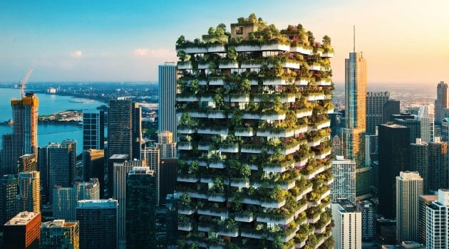 Green Buildings: What They Are, How They Work, And Why They Matter