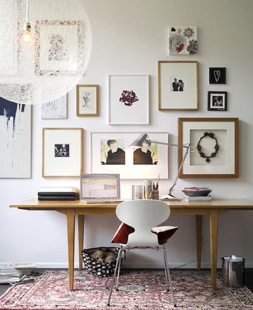 The Most Splendid Decorated Home Offices