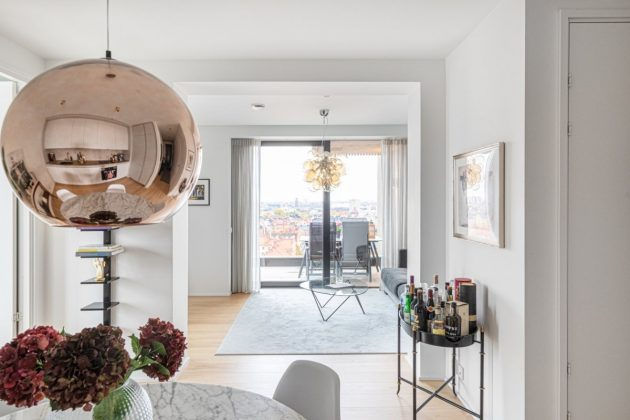 Stunning Apartment Overlooking Stockholm