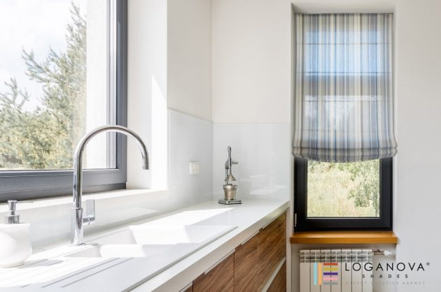 6 Stunning Contemporary Roman Shades Styles that Will Transform Your Home's Design