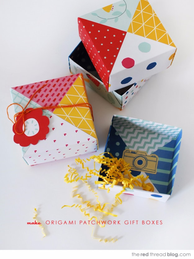 10 Easy, Last-Minute Origami Projects for Valentine's Day « Origami ::  WonderHowTo | 833x625
