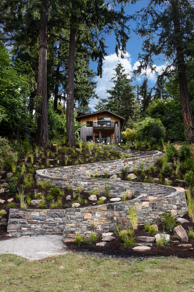 15 Breathtaking Rustic Landscape Designs With A Touch Of Nature