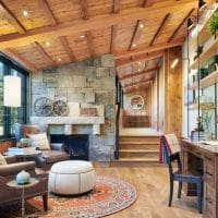 15 Cozy Rustic Home Office Designs You'd Love To Do Business In