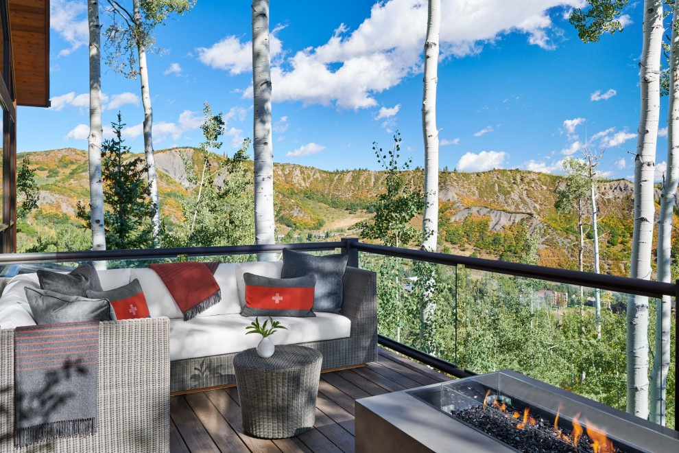15 Heavenly Rustic Terrace Designs That Frame The Surroundings