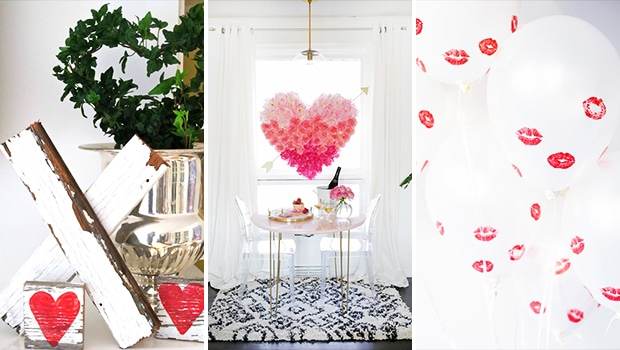 15 Lovely DIY Valentine's Decor Ideas To Craft This Month