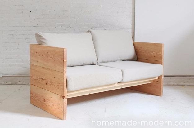 15 Simple DIY Sofa Ideas That Will Save You Some Cash