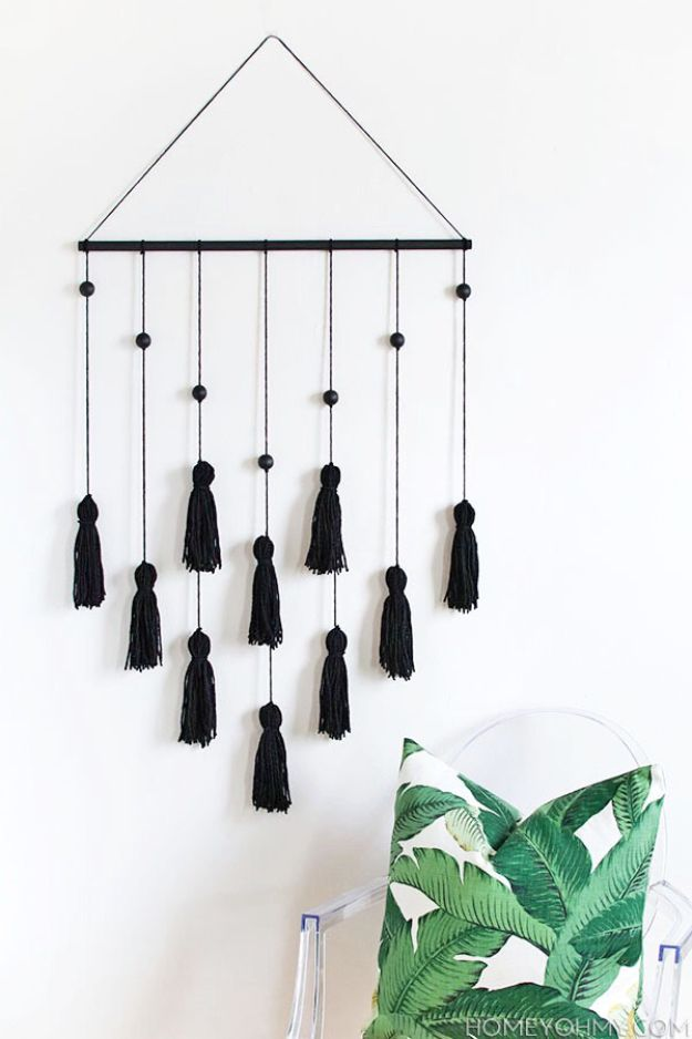 15 Splendid DIY Modern Decor Projects For Your Home