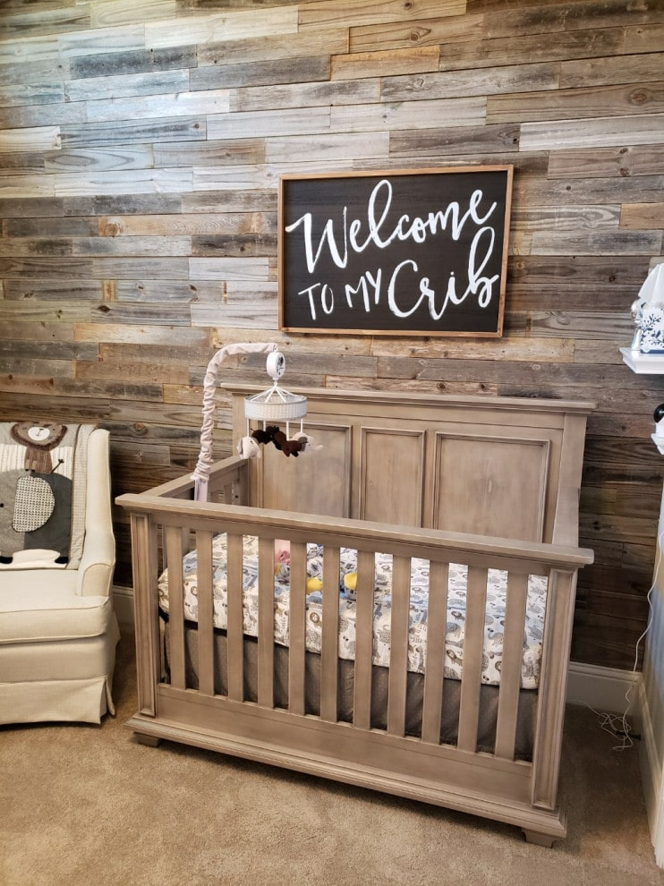 16 Charming Rustic Nursery Designs For The Littlest Ones