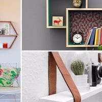 16 Functionally Creative DIY Shelving Ideas You Won't Want To Pass Up