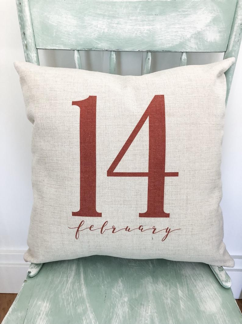 17 Adorable Valentines Day Pillow And Cover Designs To Gift