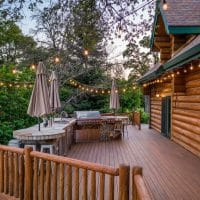 20 Phenomenal Rustic Deck Designs For Your Outdoor Spaces