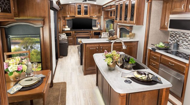 Custom RV Designs: How Does An Architect Tackle a New Shape?