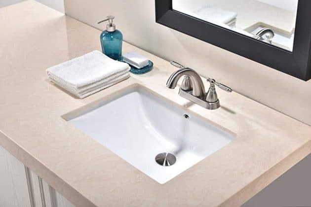 16 Different Types Of Bathroom Sinks