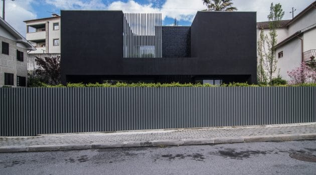 BS House by Just an Architect in Amarante, Portugal