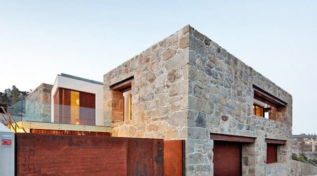 Using Natural Stone in Architecture & Design