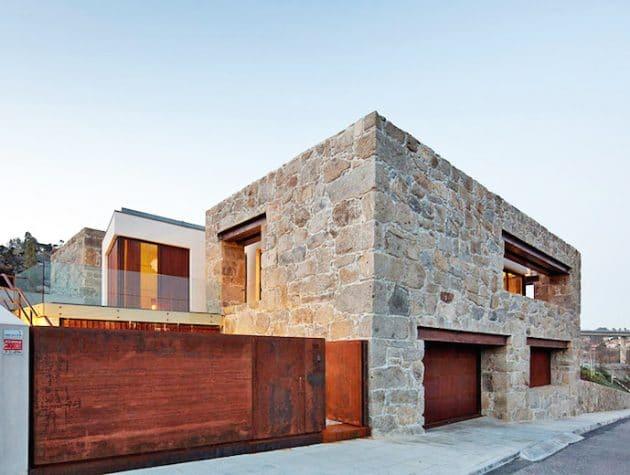 Using Natural Stone in Architecture & Design