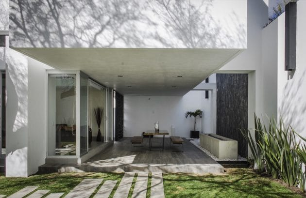 Casa Mezquite by BAG Arquitectura in Aguascalientes, Mexico