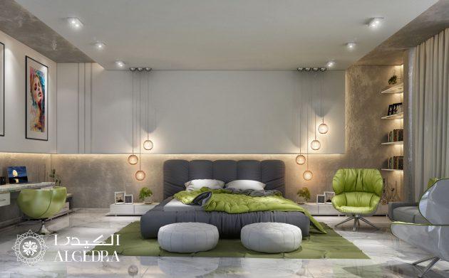Deluxe Luxury Villa by Algedra in Dubai