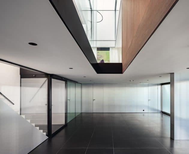 Eclipse House by I/O Architects in Sofia, Bulgaria