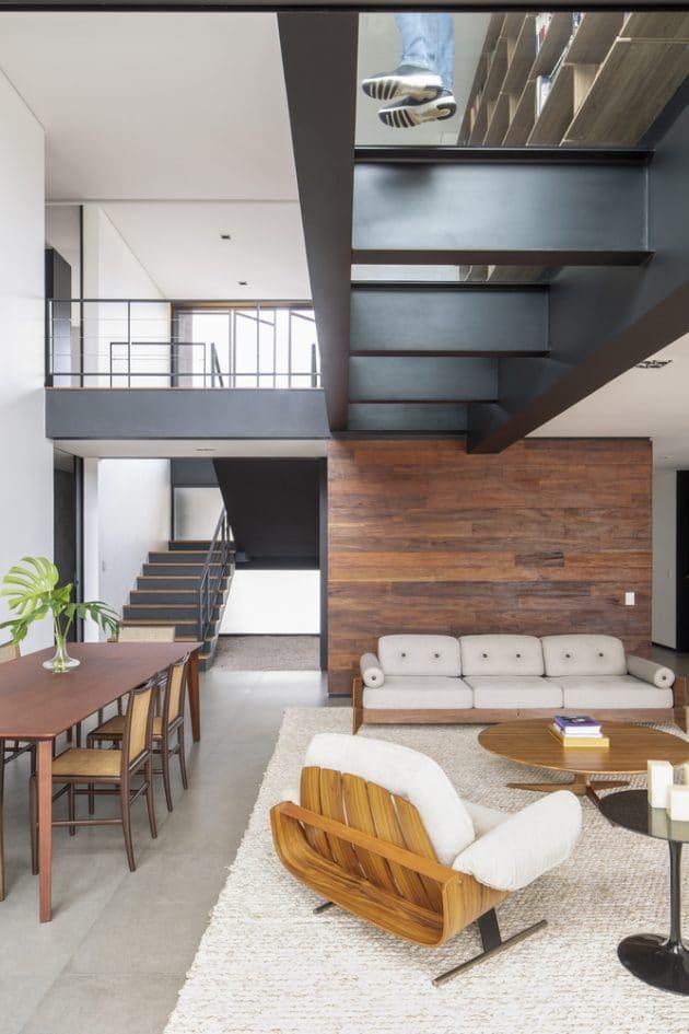 GA House by Esquadra Arquitetos in Brasilia, Brazil