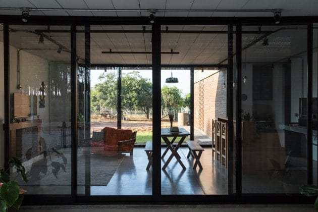 JM House by Troyano Arquitetura in Brazil