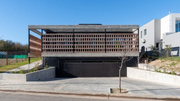 LLV House by FLV Arquitectura in Cordoba, Argentina