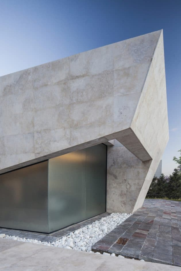 Marble House by OON Architecture in Tigre, Argentina