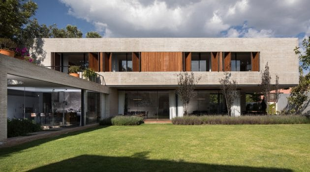 Puebla House by RDLP Architects in Puebla de Zaragoza, Mexico