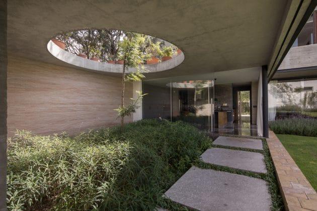 Puebla House by RDLP Architects in Puebla de Zaragoza, Mexico