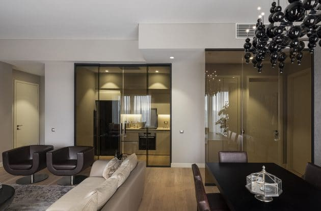 S House by Elips Design Architecture in Istanbul, Turkey