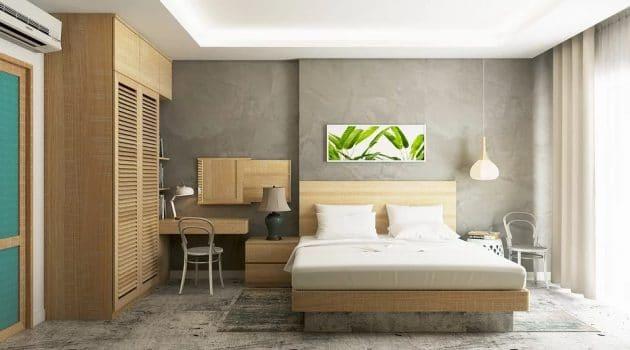 Interior Designing With Concrete