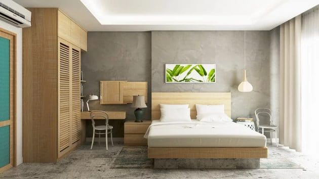 Interior Designing With Concrete